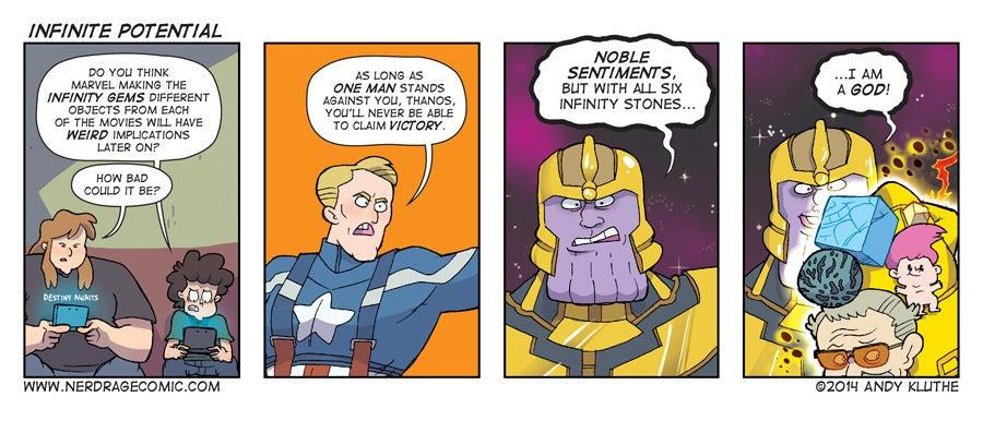 Sunday Comics: Winning At Co-Op