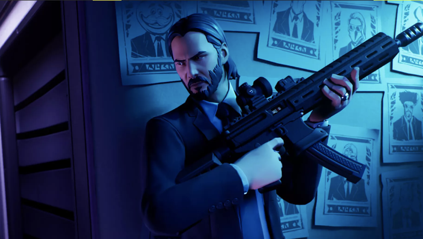 Fortnite's New John Wick Mode Is Basically Just Fortnite With Nice Suits