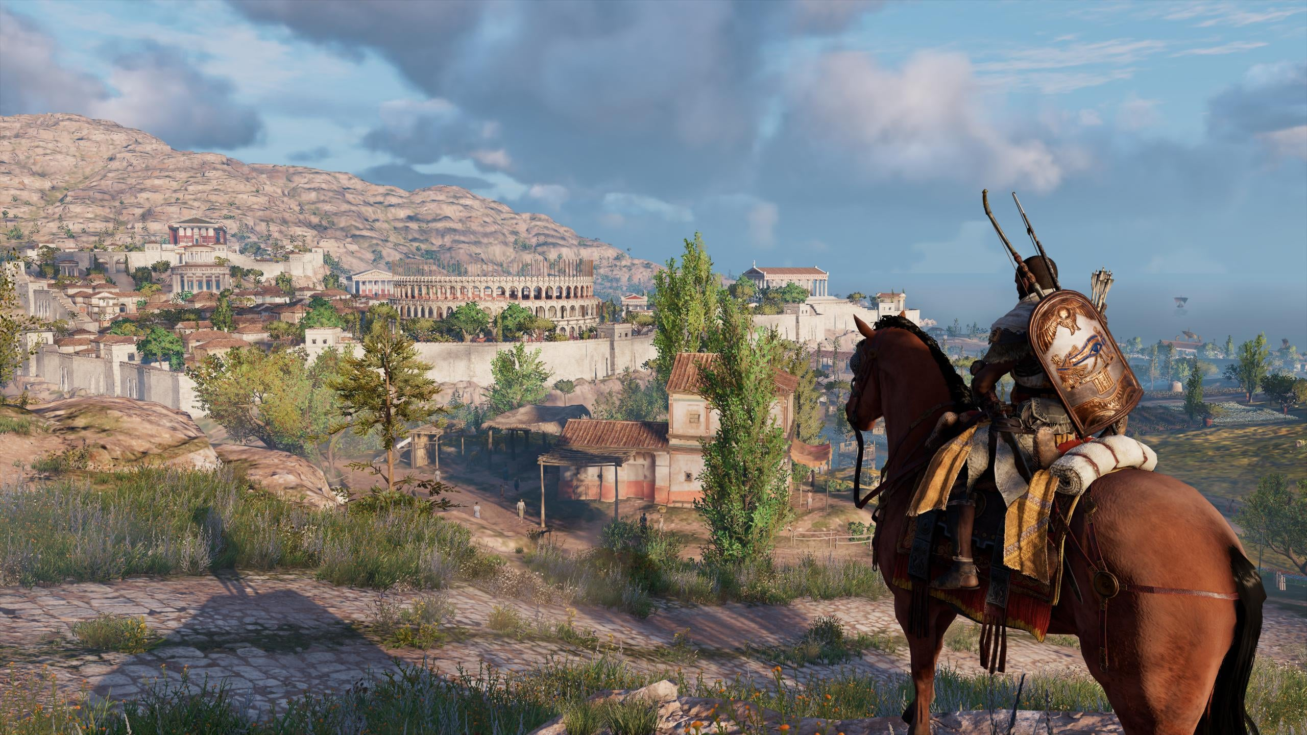 The Moment Assassin's Creed Origins Goes From Big To Ridiculously Big