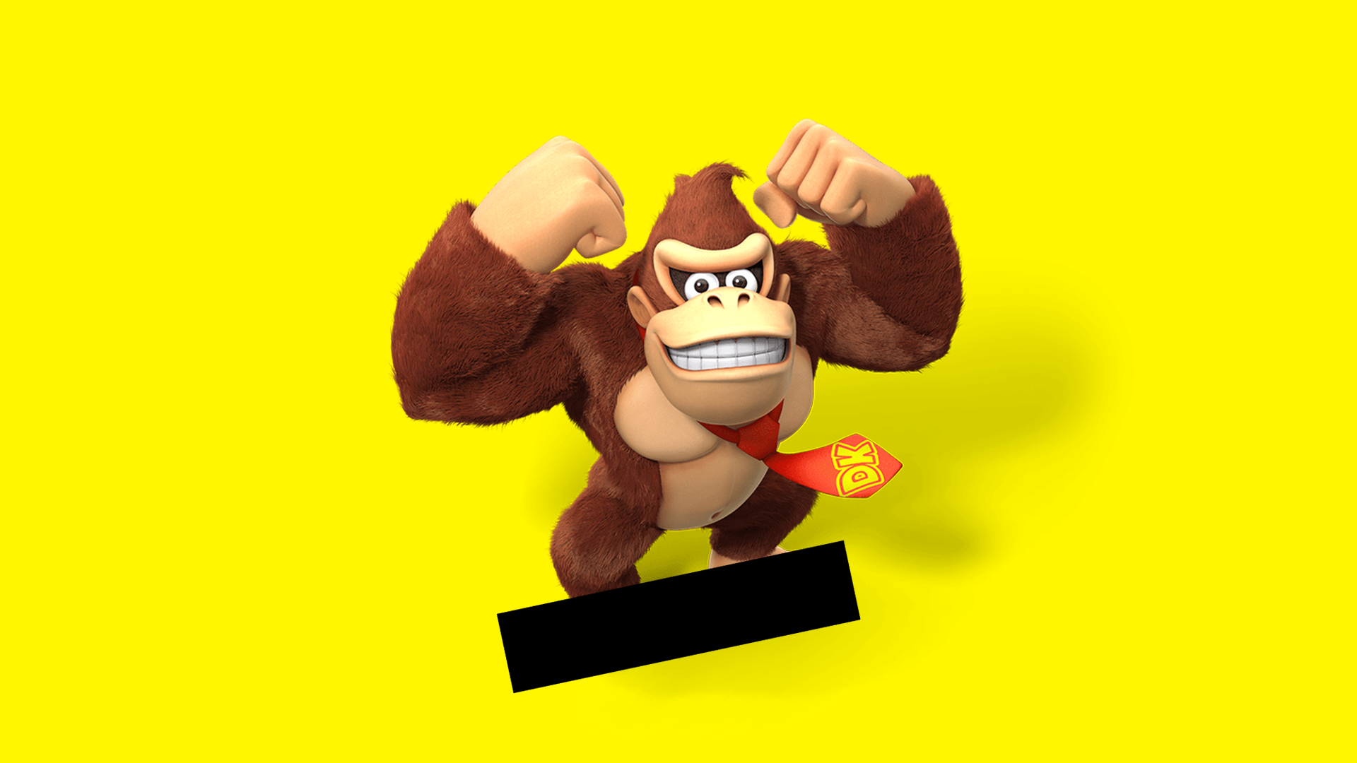 Donkey Kong Has Mouths On His Feet And I Hate It