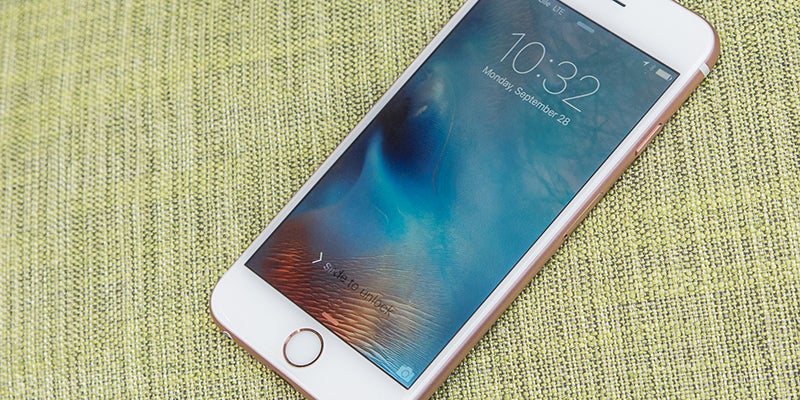 Report: Apple Is Slowing iPhone Production