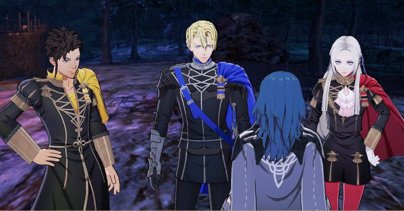 What To Know Before Choosing A House In Fire Emblem: Three Houses
