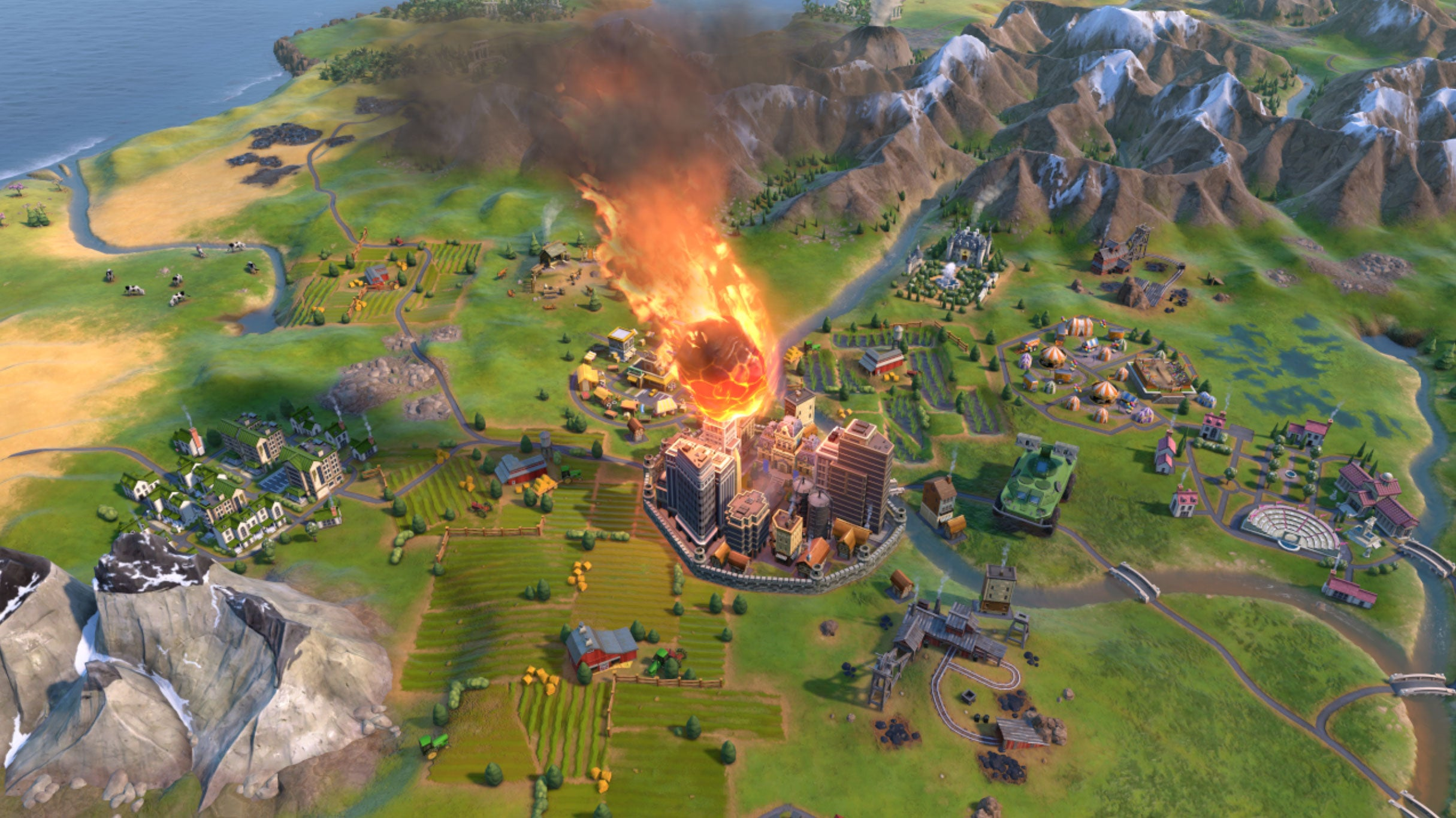 Four Years Later, Civilization VI Gets A Season Pass