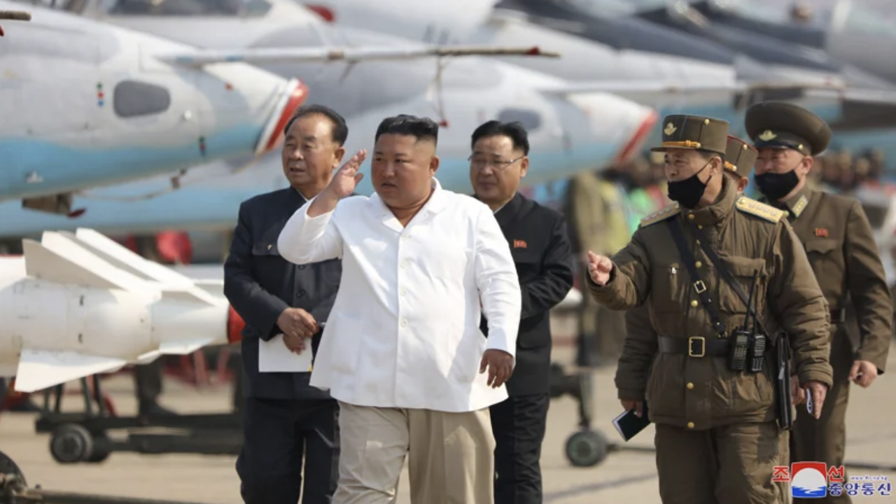 North Korea Test-Fires Cruise Missiles Just To Heighten Everyone's Anxiety Right Now