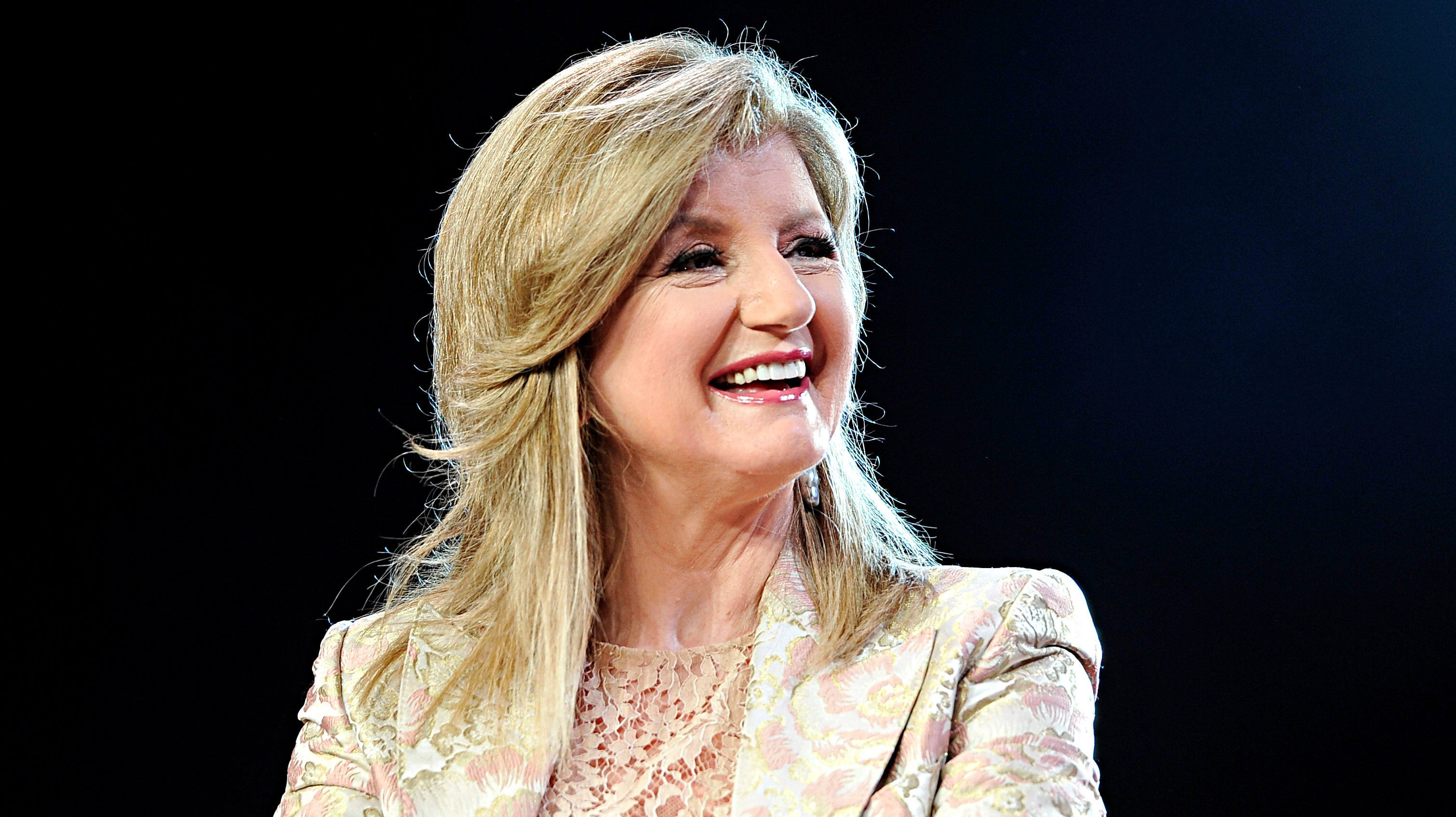 Arianna Huffington On Quest To Create The Methadone Of Tech