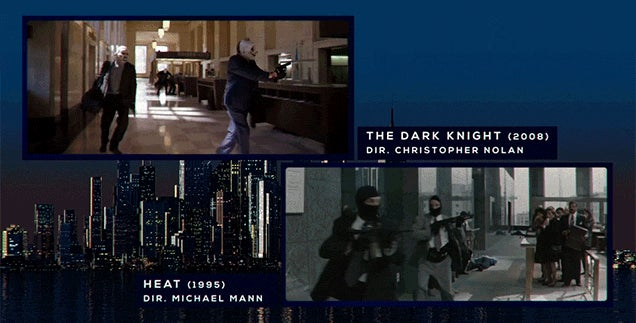 Check Out The Michael Mann Movies ThatThe Dark Knight Totally Borrowed Scenes From