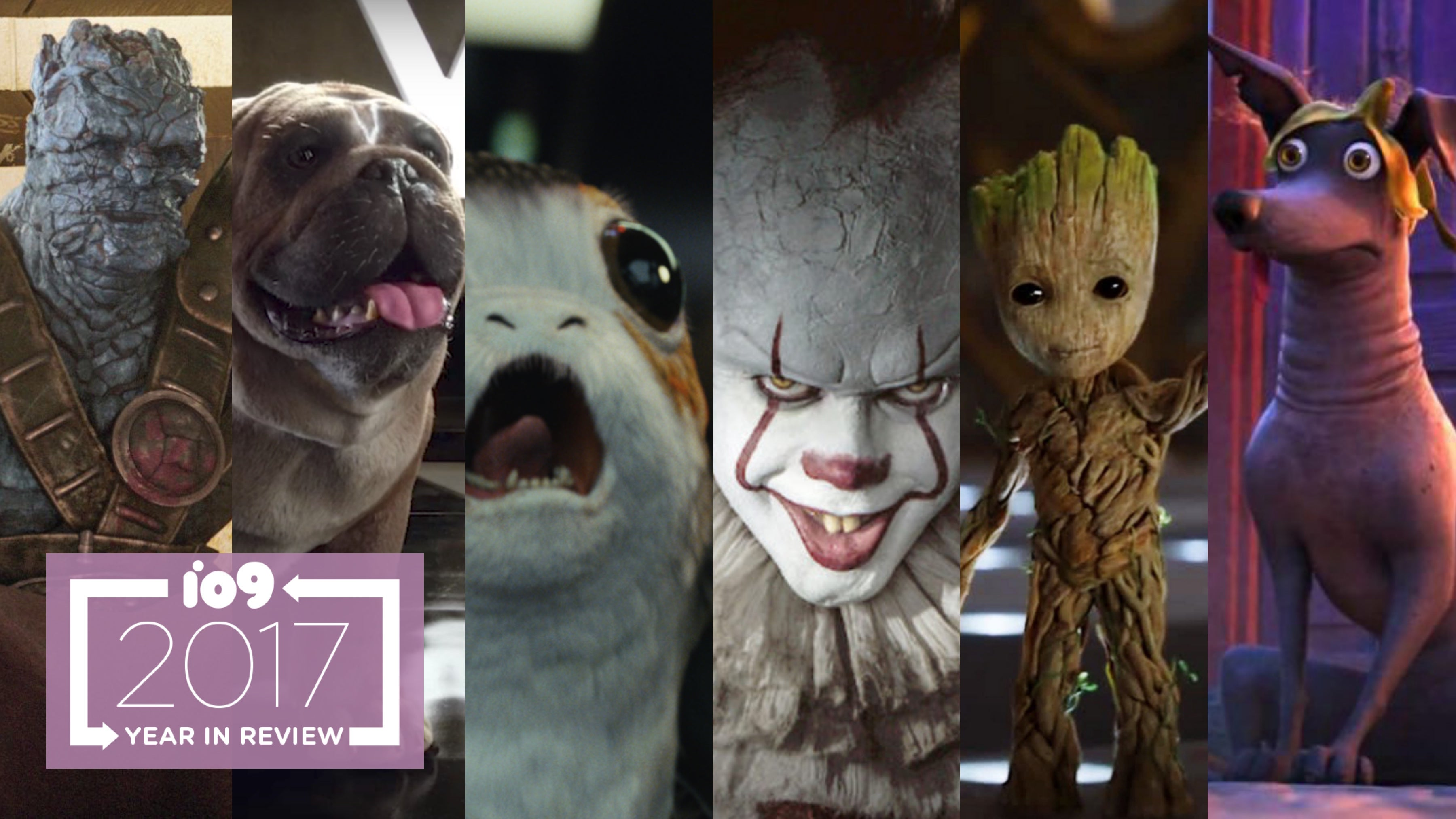 10 Creatures That Stole Our Hearts In 2017