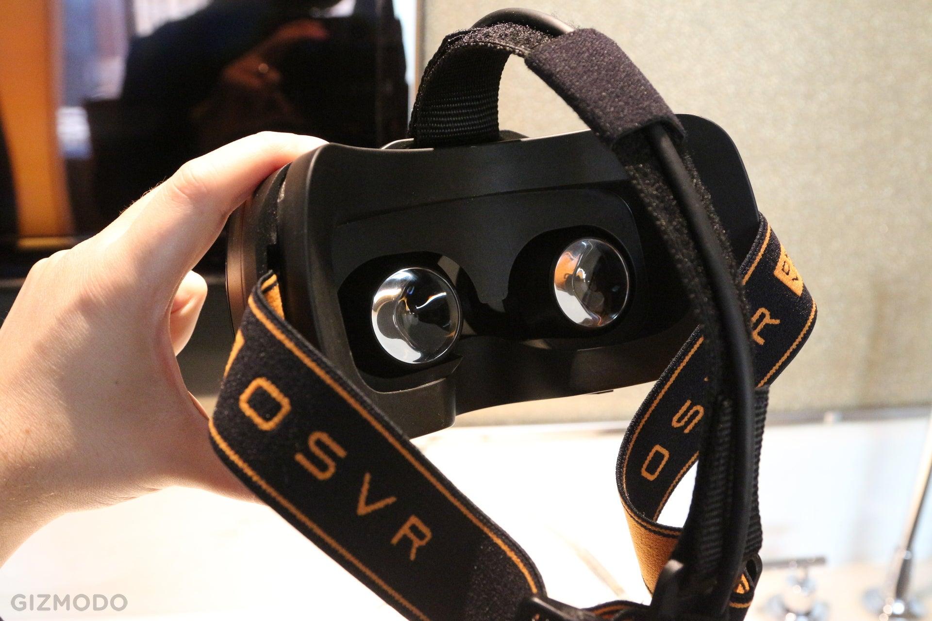 Razer Has Its Own $US200 Virtual Reality Headset