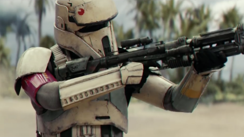 US Toy Commercial Shows Rogue One Shoretroopers In Action