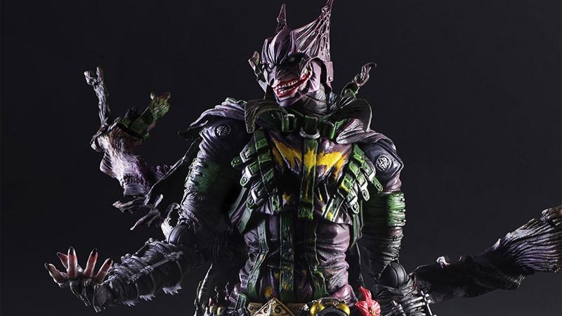 Here's The Joker, If He Was Both Batman And A '90s JRPG Villain