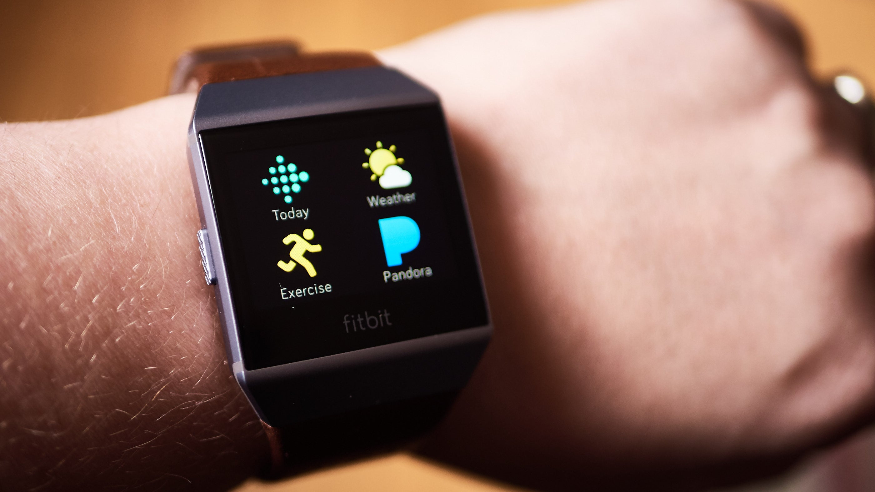 Fitbit Ionic Review: A Smartwatch That's Actually Worth Owning