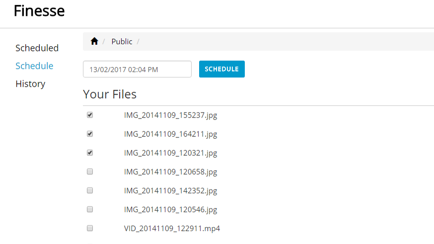 Finesse Lets You Schedule Your Dropbox Files For Deletion