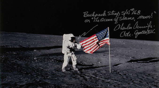 Fantastic Space Memorabilia Collection Auctioned for Nearly $US700,000