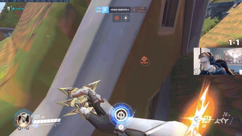 Genji On The Roof