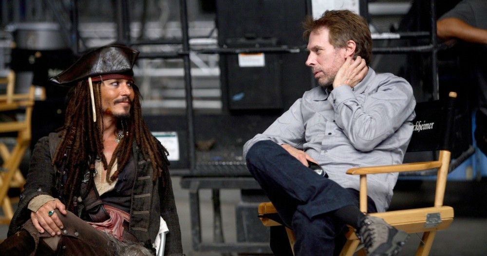 The Producer Of Armageddon And Pirates Of The Caribbean Just Signed On To A New Sci-Fi Film