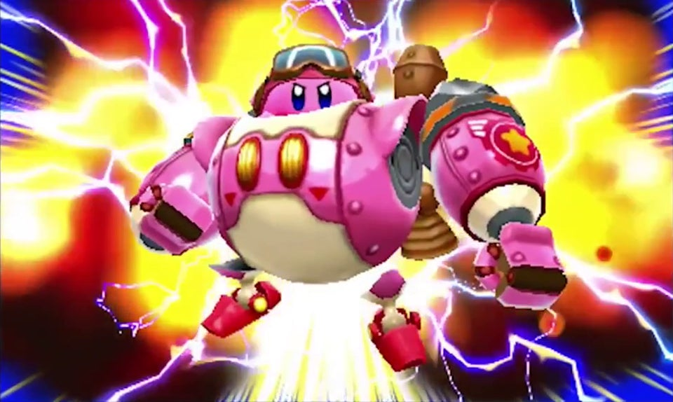 I'm Starting to Worry Kirby Isn't a Hero, You Guys
