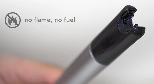 This Lighter Works Like a Taser To Start Fires Without a Flame