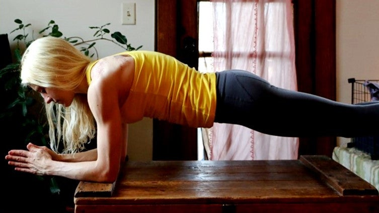 Planks Still Work Even If You Don't Hold Them Forever