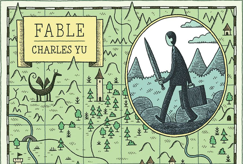 You'll Want To Read This Moving Fairy Tale From Charles Yu