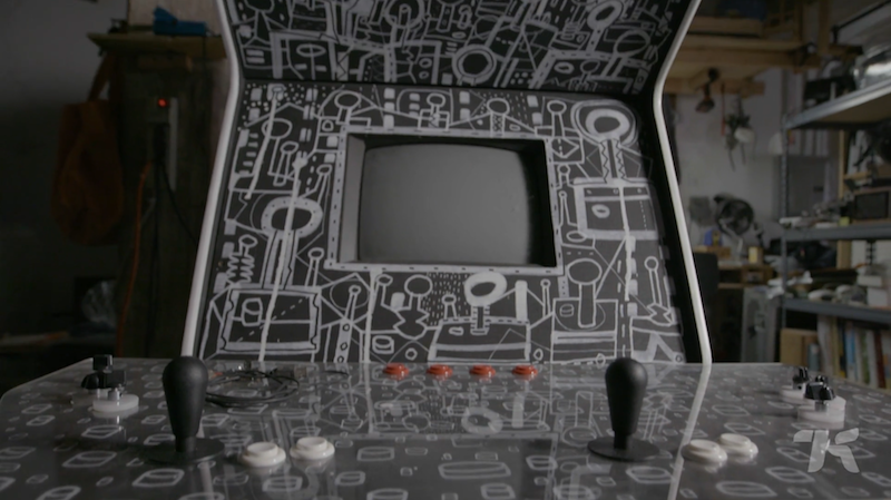Meet The Guy Making Arcade Cabinets For Indie Games