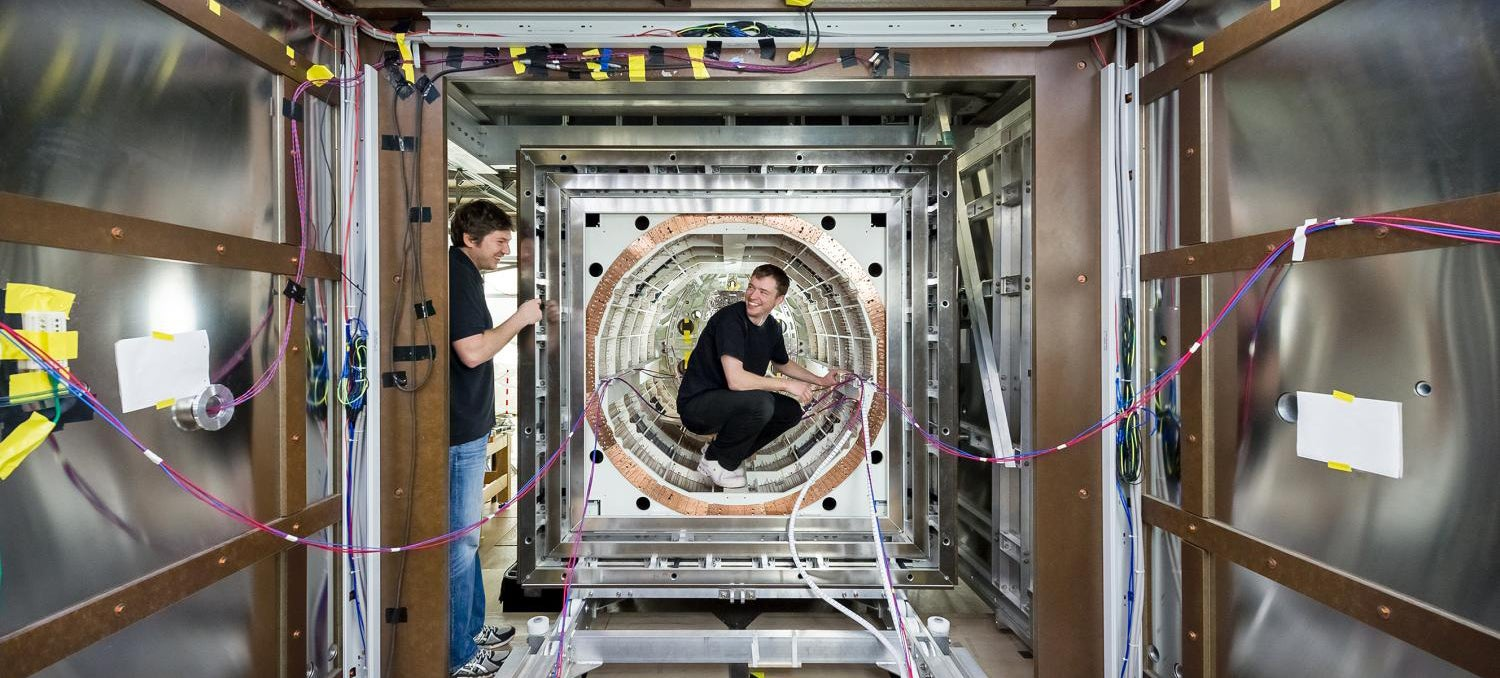 This Magnetic Shield Will Push the Boundaries of Particle Physics