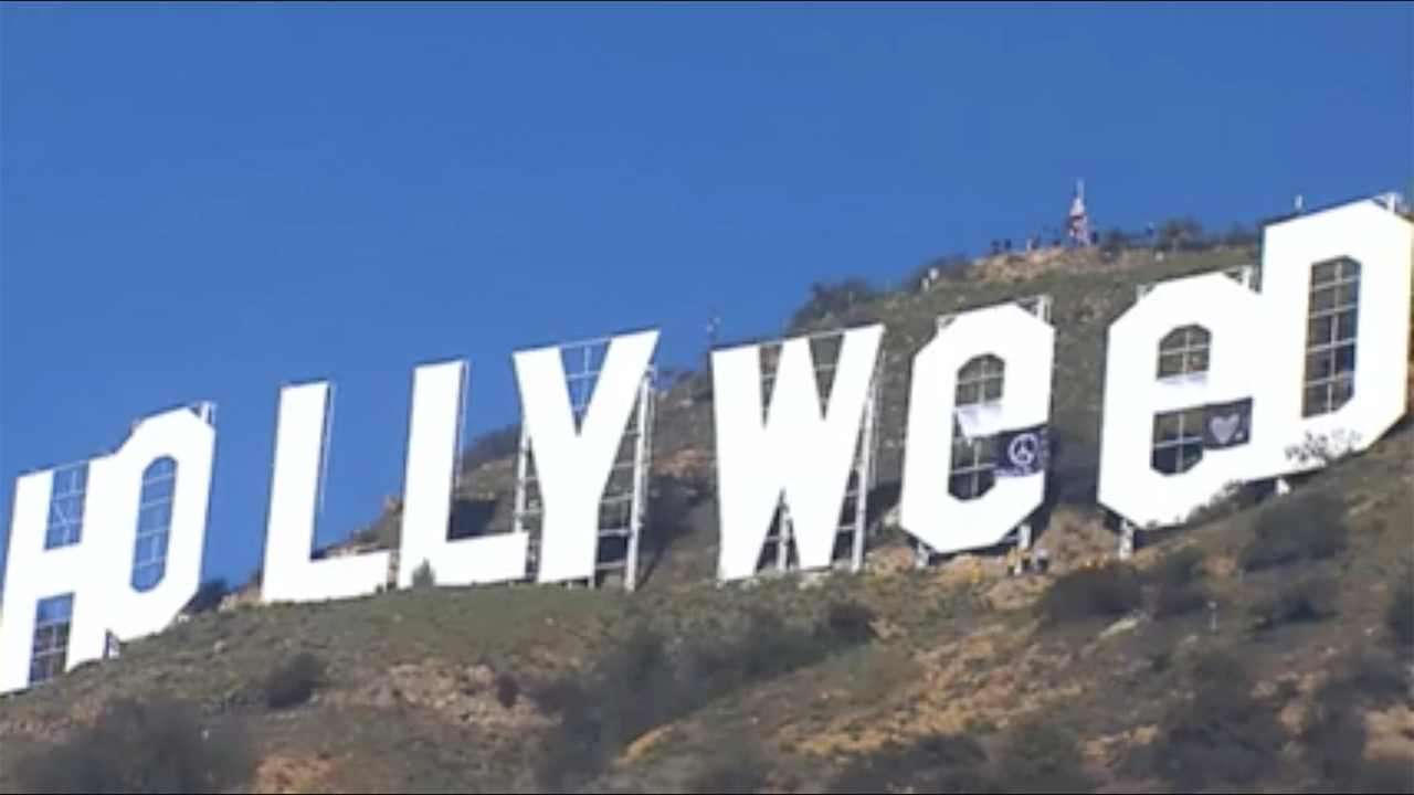 In 2017, It Shall Be Known As Hollyweed