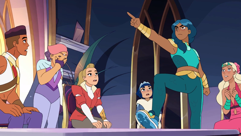 A New Queen And A Dark Evil Rise In The New She-Ra Season 4 Trailer