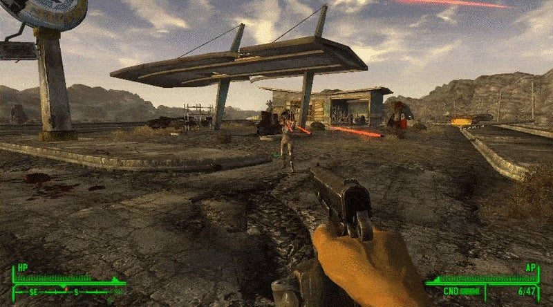 Mod Makes Fallout: New Vegas' Combat SUPERHOT