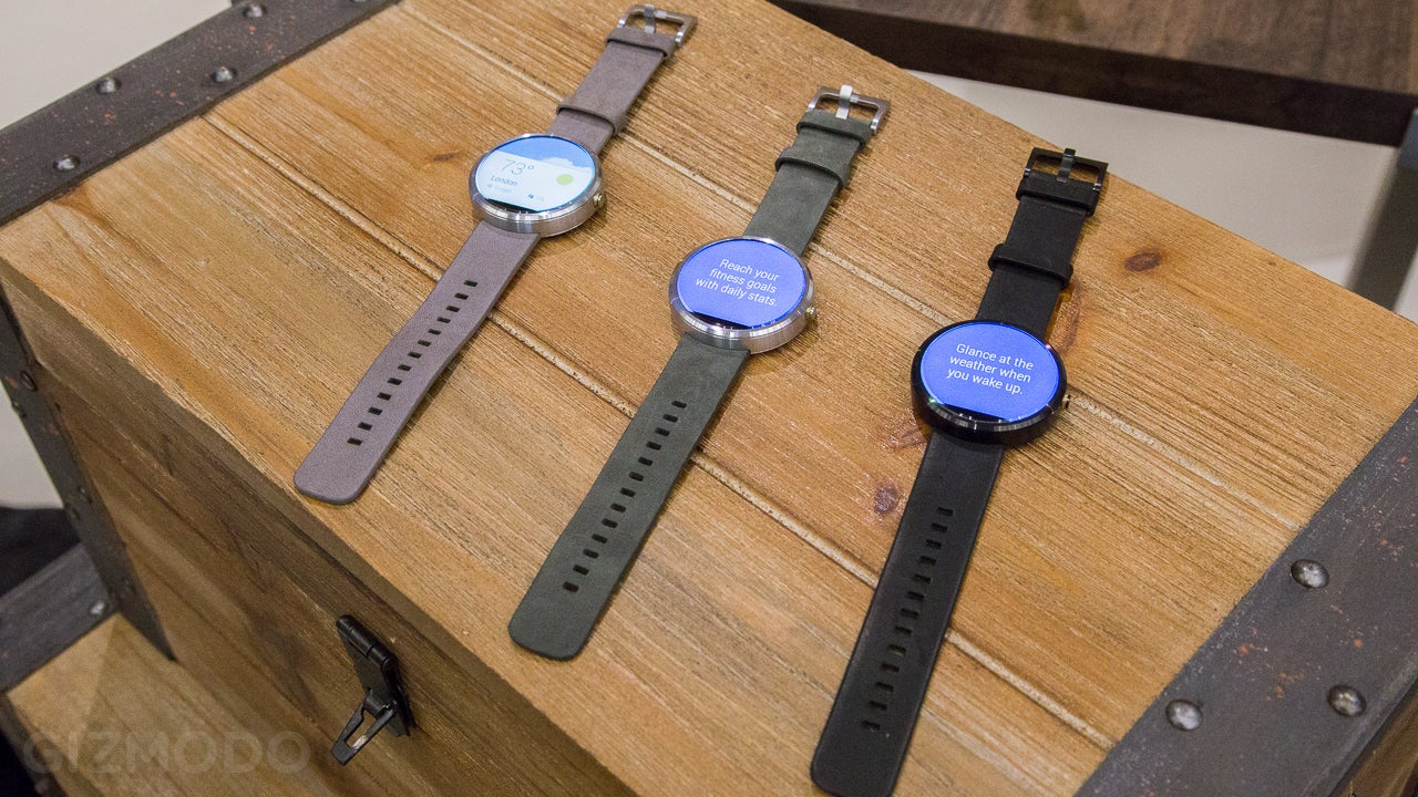 Moto 360 Hands-On: The One We've Been Waiting For (Probably)