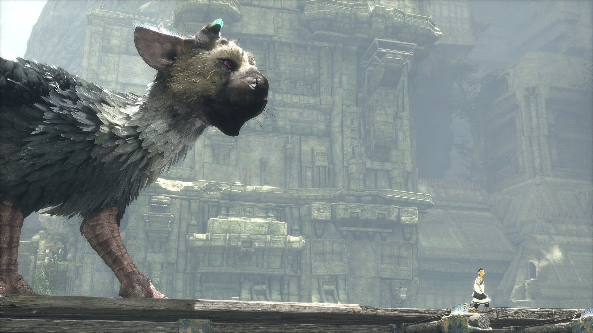 The Last Guardian's Designer Explains How He Stayed Motivated For Nine Years