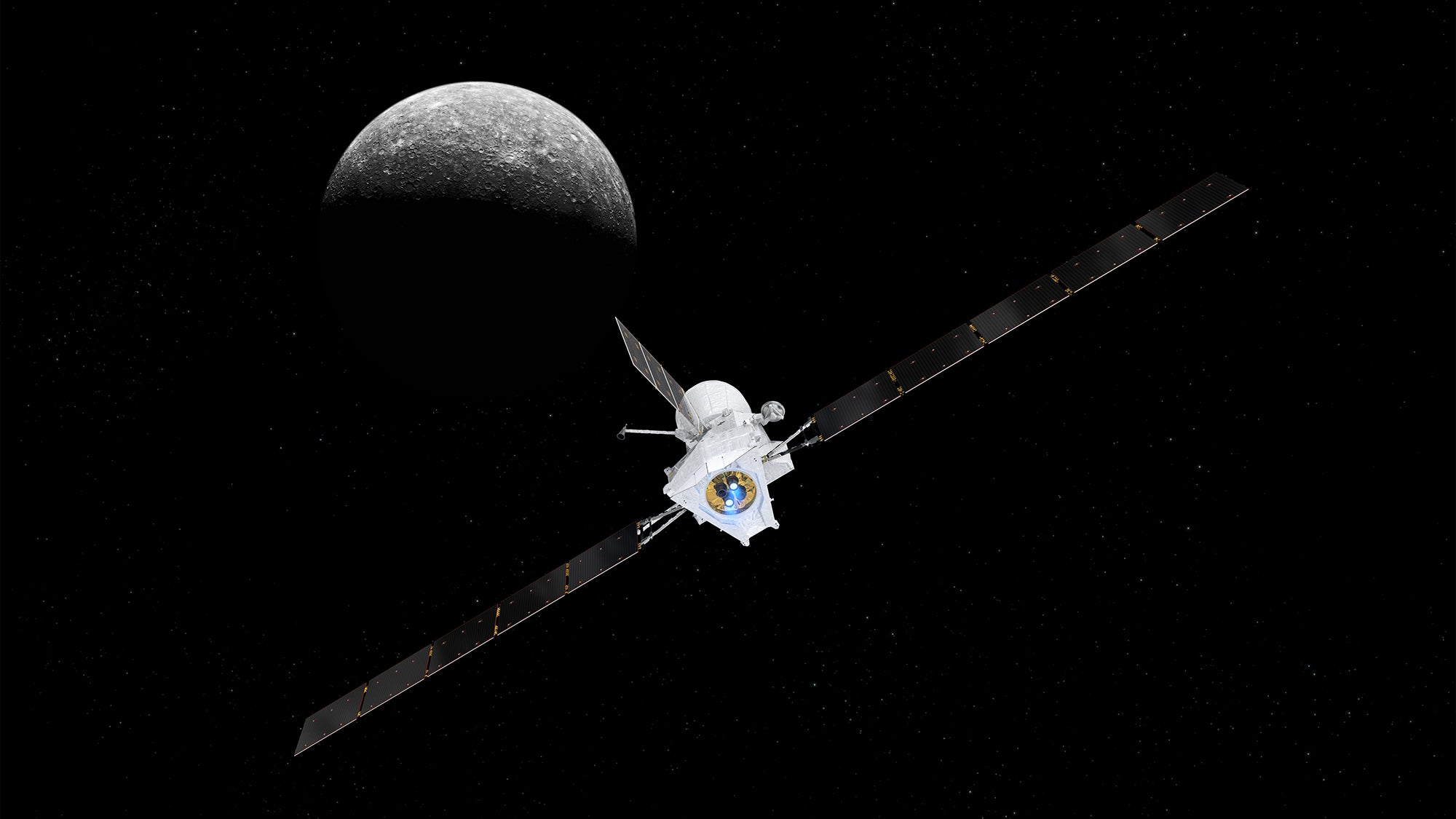 Launching Today: A Mission To The Best Planet (Mercury)