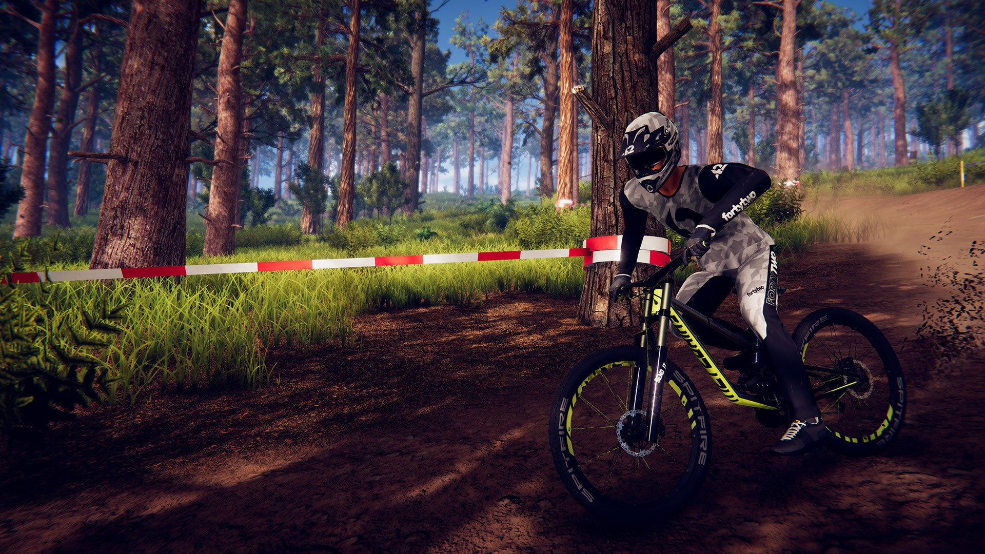 Descenders Scratches That Tony Hawk Itch