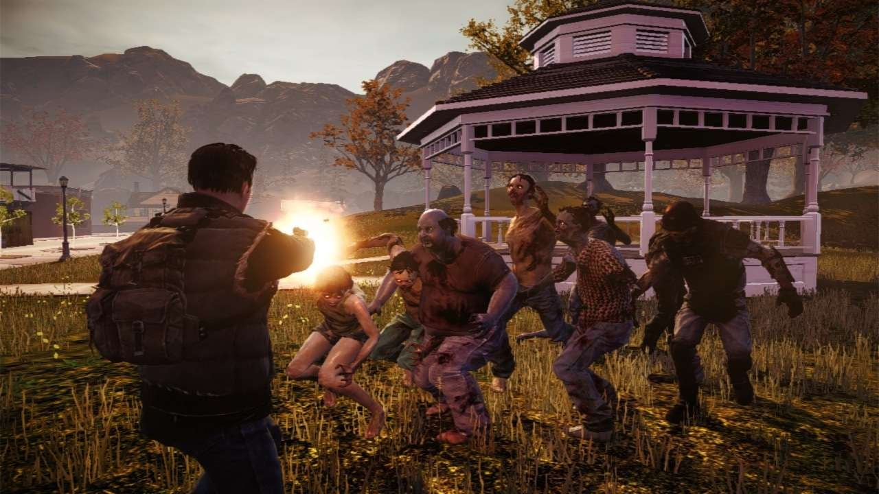 Watch An Hour Of State of Decay's Upcoming Expansion