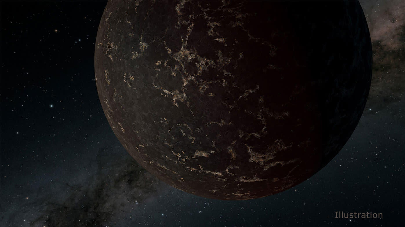 Experiment Shows Some Life Can Survive In Exoplanet-Like Conditions