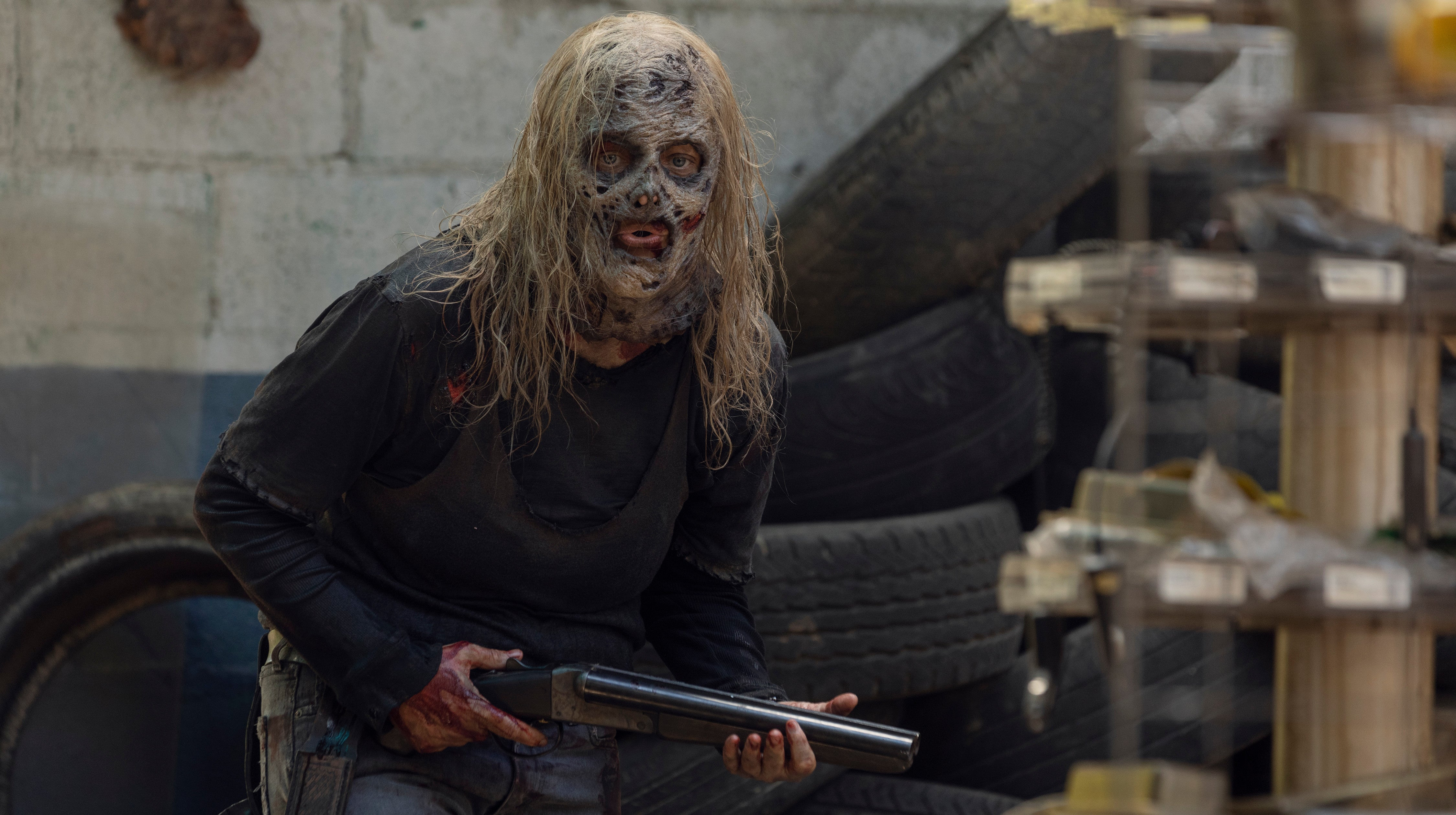 The Walking Dead Had A Badass Fight But The Rest Was Nonsense