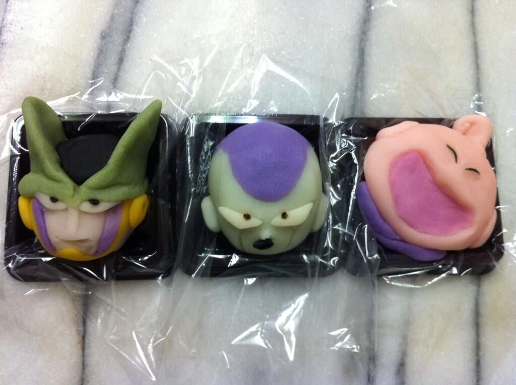 If You Like Video Games and Anime, You'll Love These Japanese Sweets