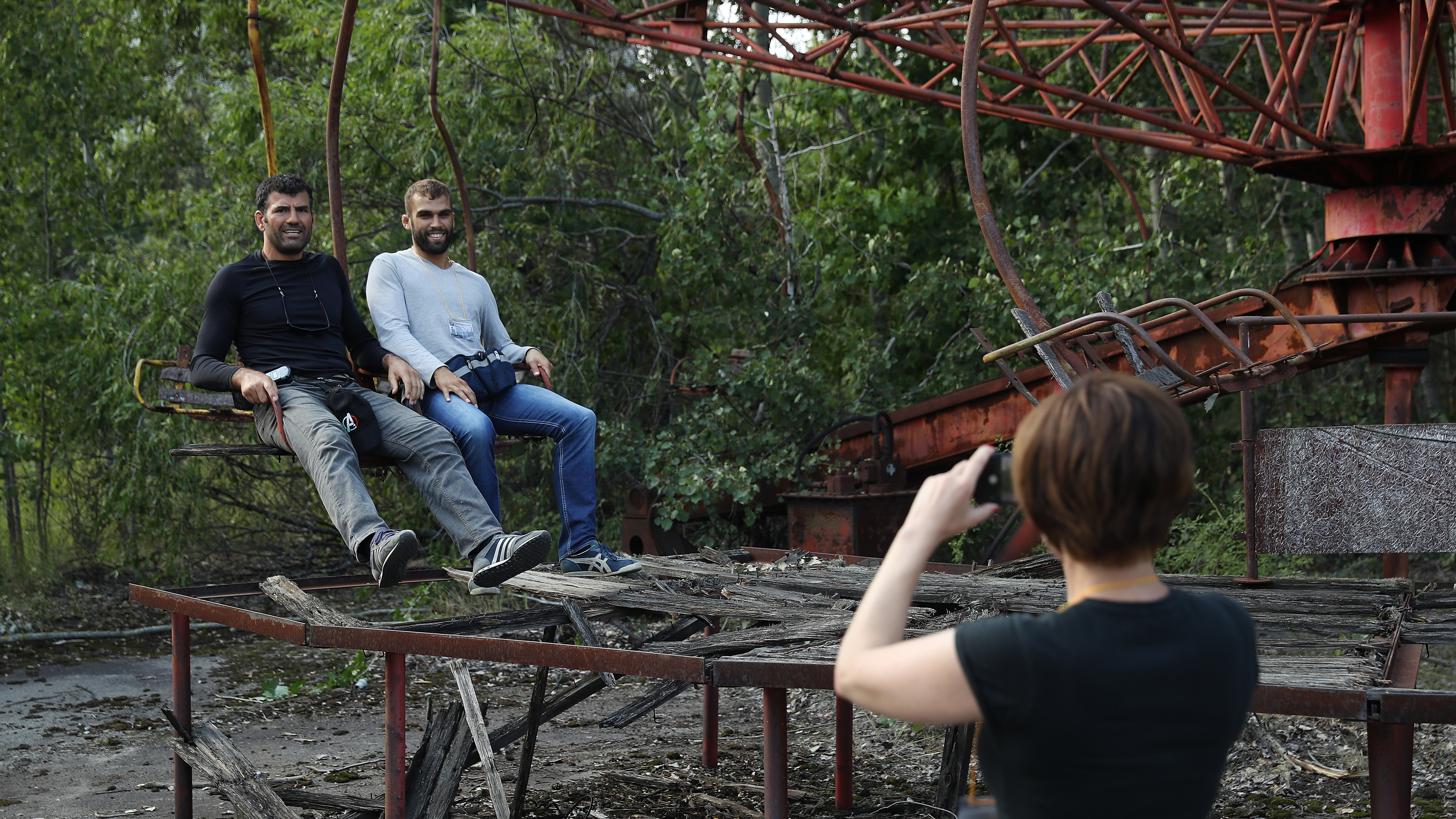 Creator Of HBO's Chernobyl Asks People Not To Snap Embarrassing Photos At Disaster Site