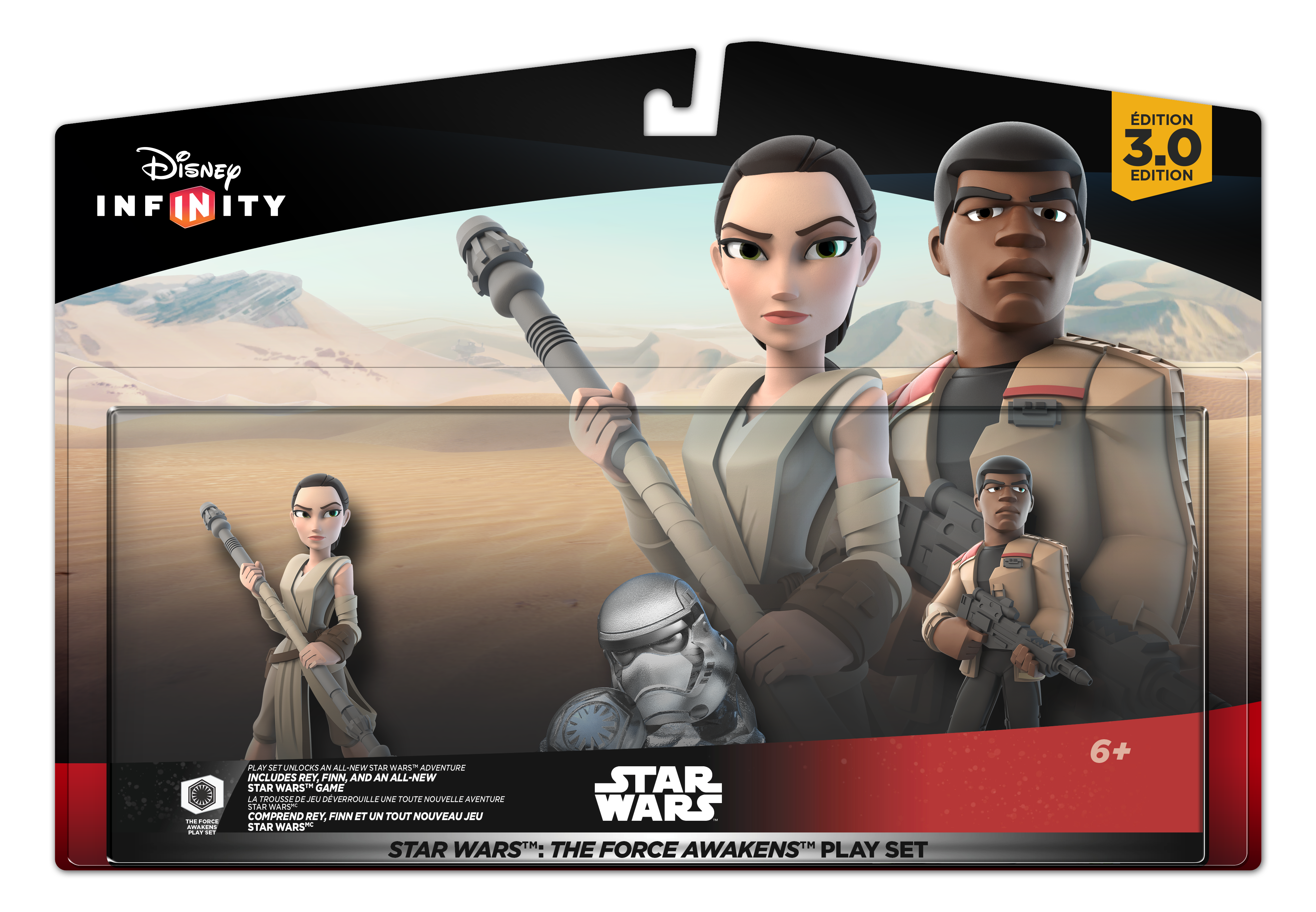 Disney Infinity 3.0 Should Have Led With The Force Awakens