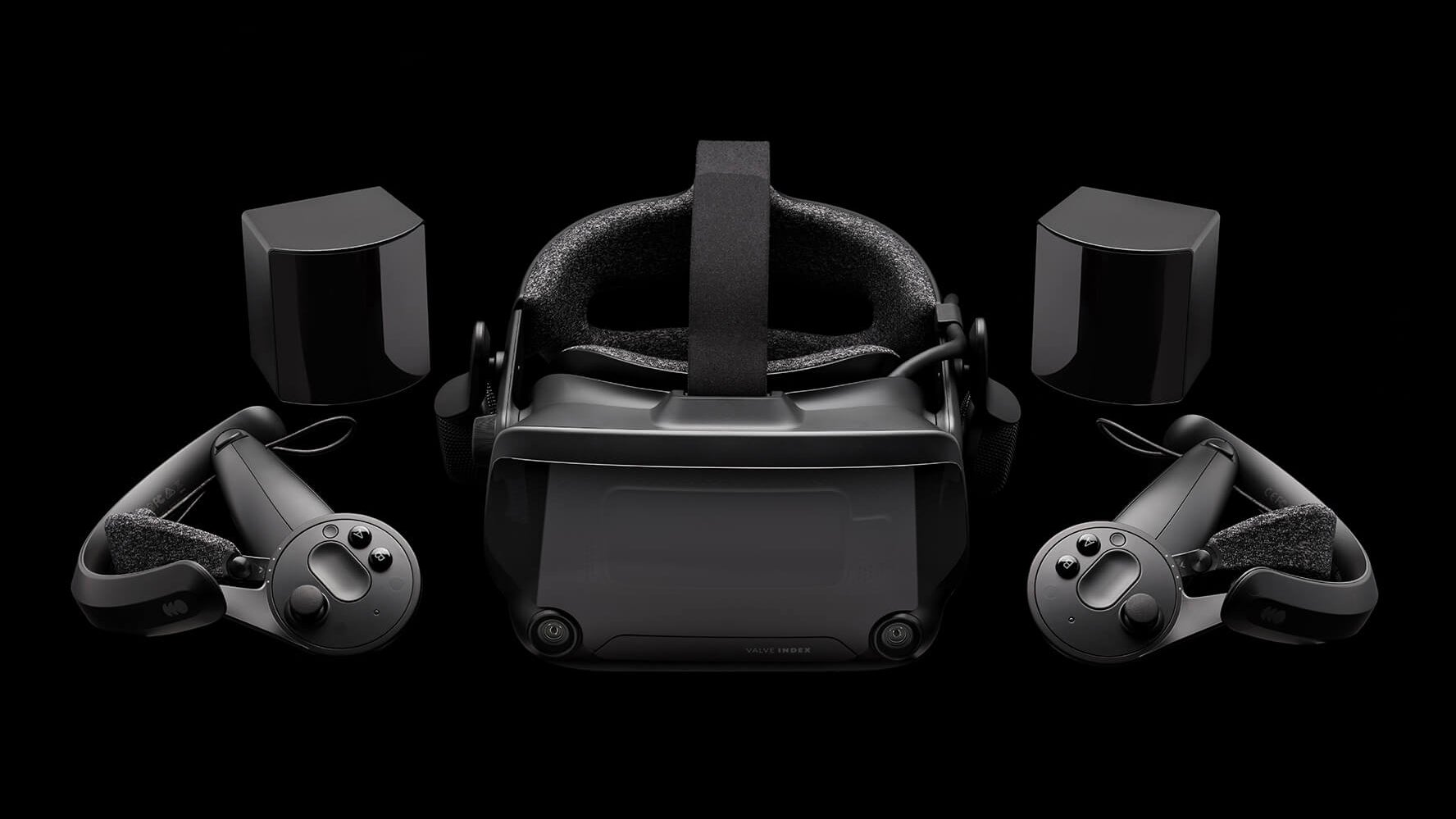 Valve's Index VR Headset Ships In June, Full Set Costs Over $1400