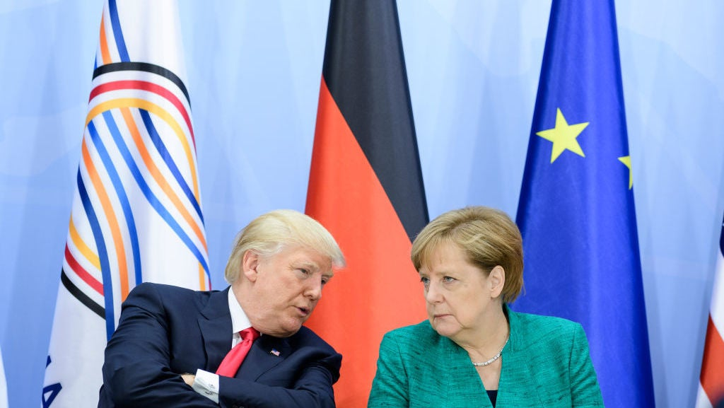 US Tangles With The World Over Climate Change At G20