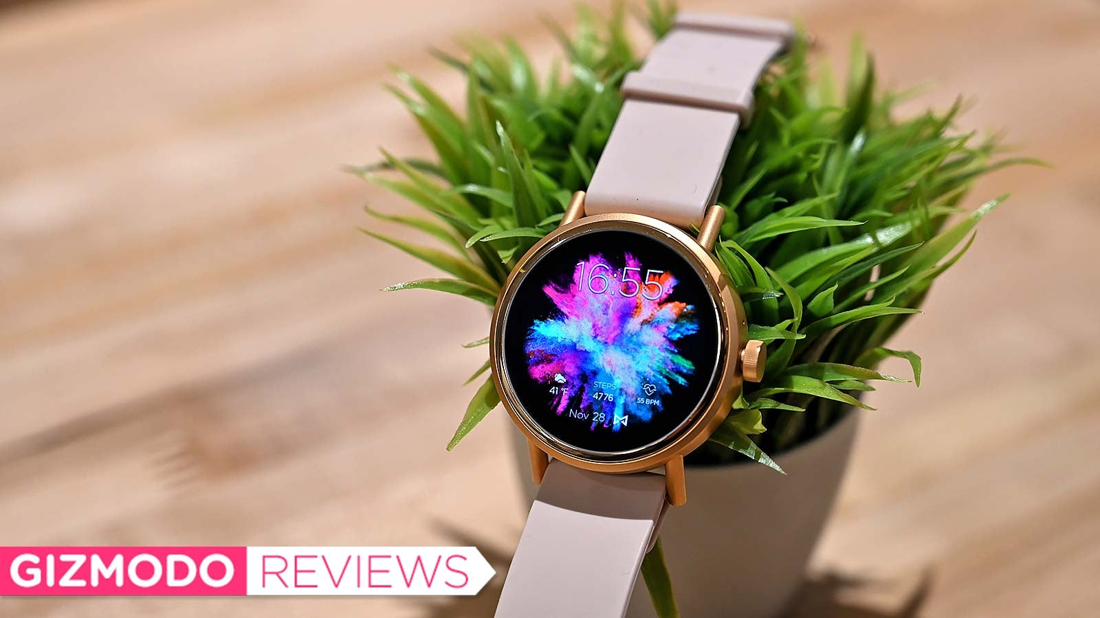 This Smartwatch Has Incredibly Bad Timing