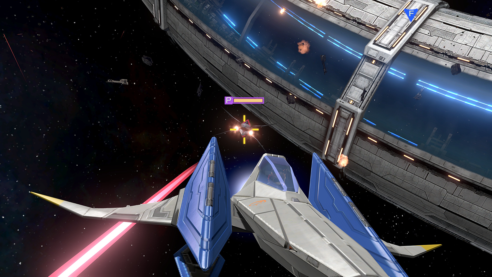 Everything We Know About Nintendo's Experimental New Star Fox