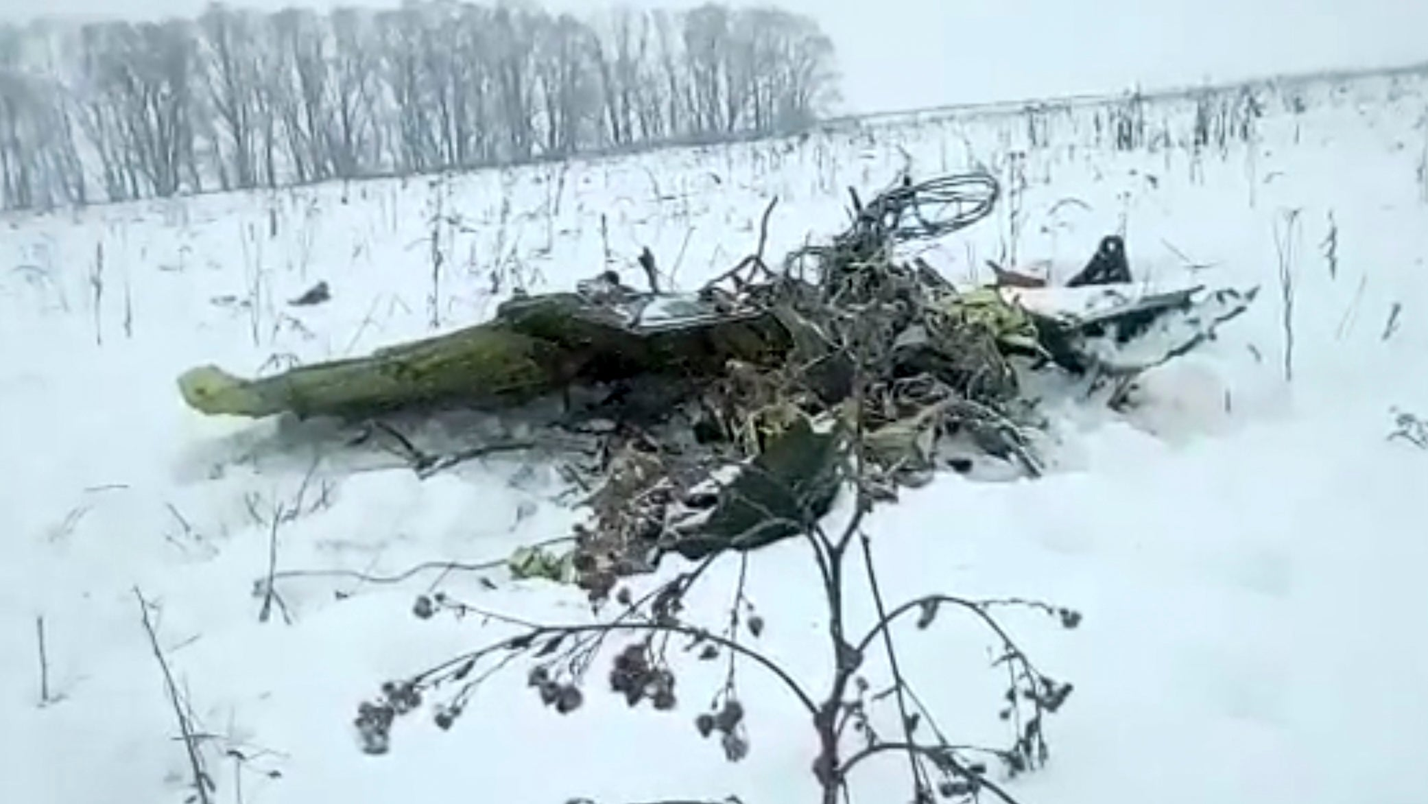 Russian An-148 Jet Crashes After Takeoff From Moscow, Killing At Least 71 People