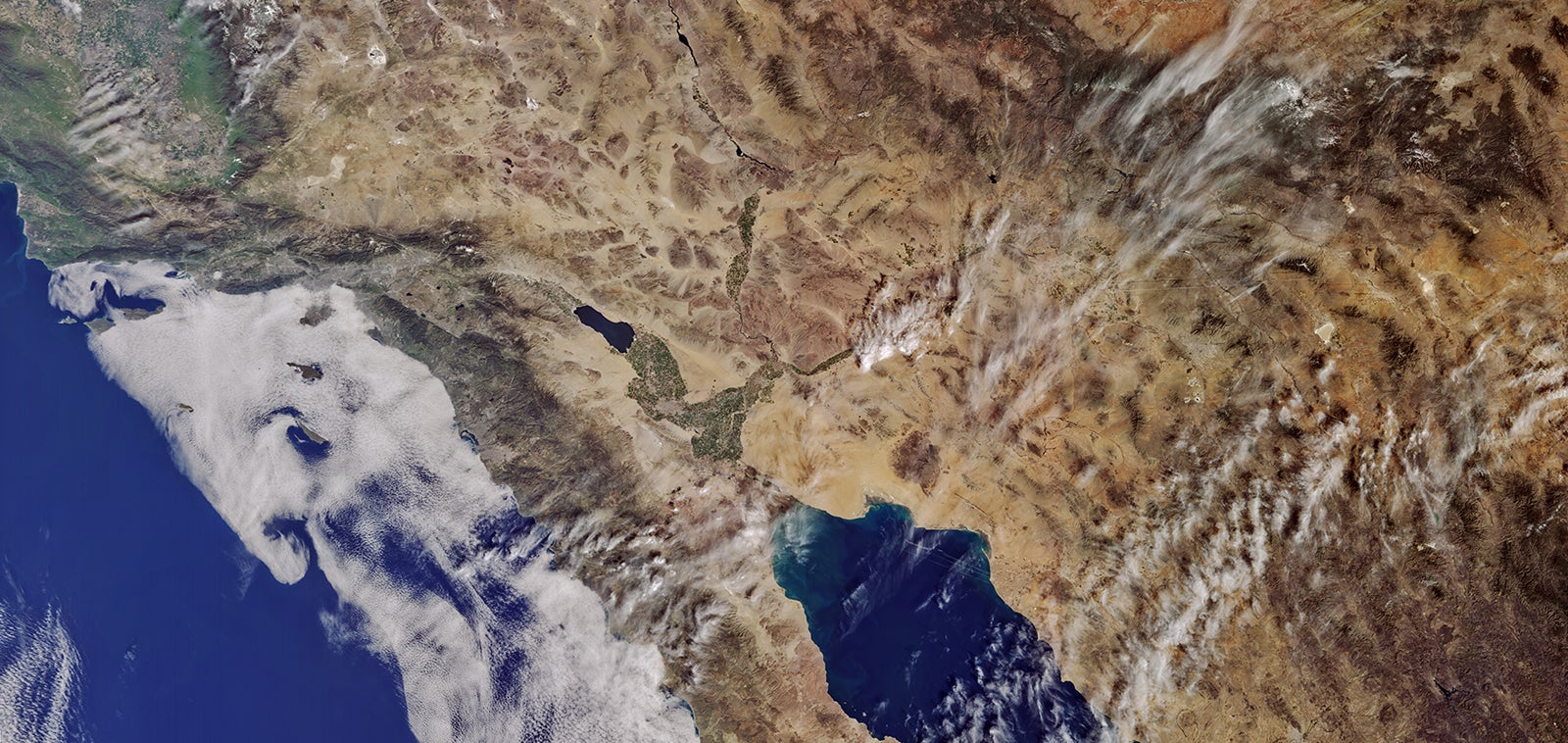 This Is the First Image From Europe's Sentinel-3A Satellite