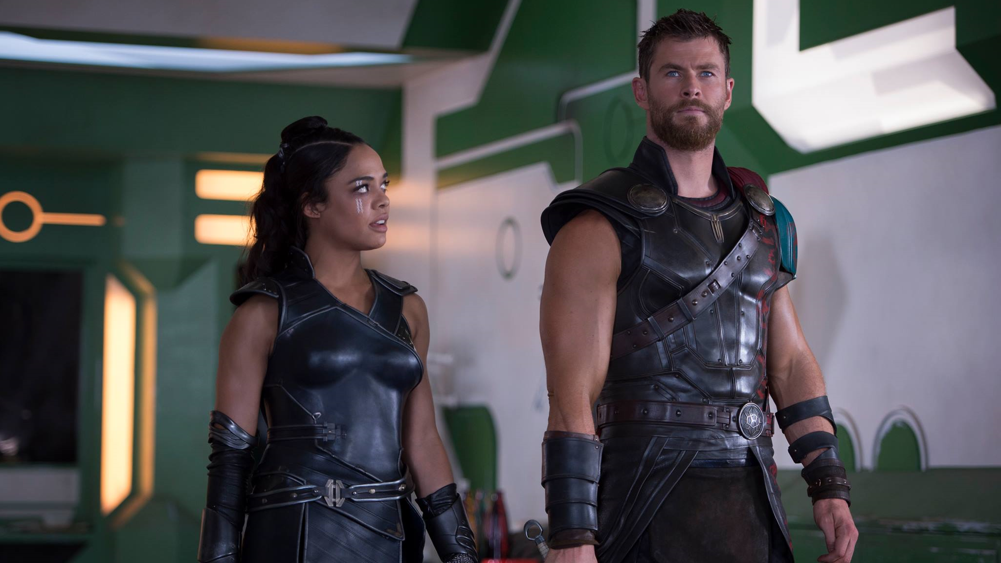 Tessa Thompson And Chris Hemsworth Are Reuniting For TheMen In Black Spinoff