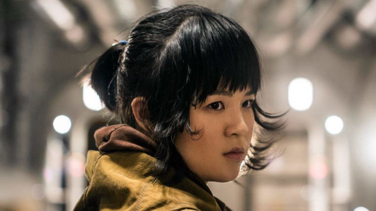Stephen Colbert Cut A Star Wars Trailer To Dunk On Kelly Marie Tran's Harassers