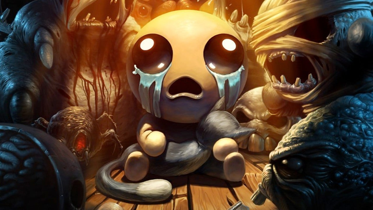 Binding Of Isaac Mod Team Is Moving On Due To Lack Of Support