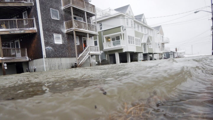 Without Humans, Global Sea Levels Could Actually Be Falling