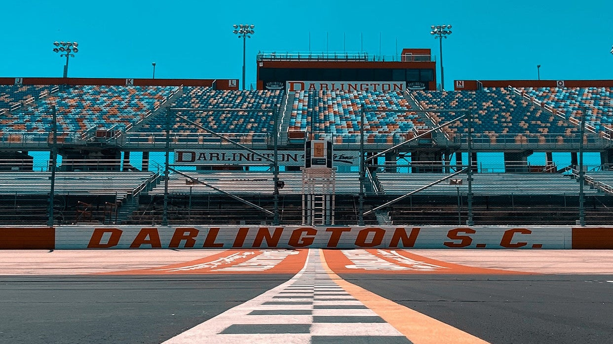 Man Arrested Threatening To Bomb Darlington Just Before NASCAR's Return