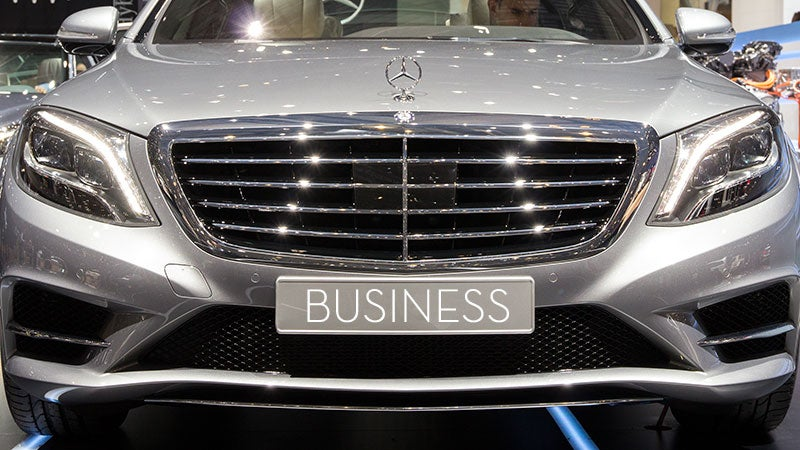 This Week In The Business: The Need For Benz